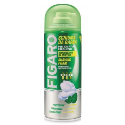 Пена для бритья FIGARO - 400 мл proraso пена для бритья эвкалипт 100 мл
