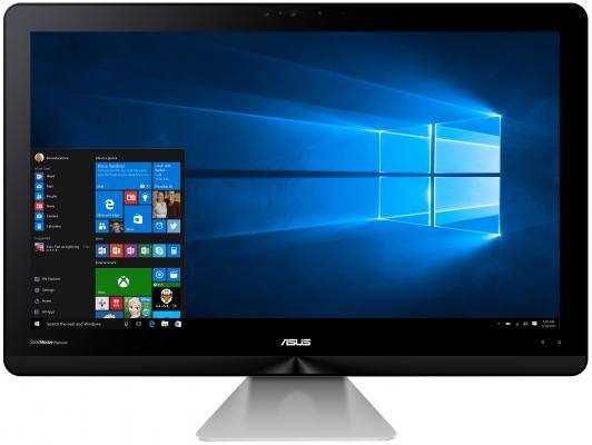 Моноблок 23.8 ASUS ZEN ZN241ICGK-RA007T 1920 x 1080 Intel Core i3-7100U 4Gb 500Gb nVidia GeForce GT 940МХ 2048 Мб Windows 10 Home серый 90PT01V1-M00220