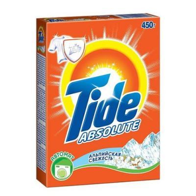 Стиральный порошок Tide Альпийская свежесть 450мл стиральный порошок topperr 3205 active