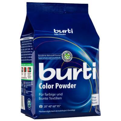 Стиральный порошок Burti Color 1.5кг порошокстиральныйcolor автомат3кг