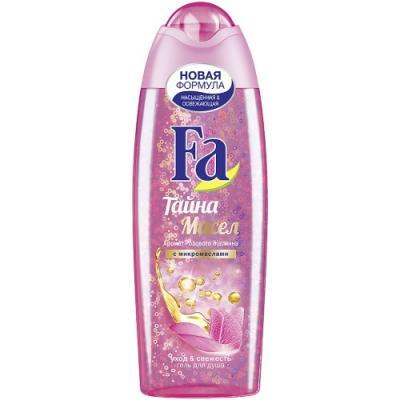 FA Гель для душа Тайна масел Розовый жасмин 250 мл косметика для мамы fa крем гель для душа райские моменты 250 мл