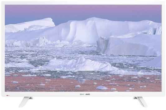 Телевизор SHIVAKI STV-50LED20W белый led телевизор erisson 40les76t2