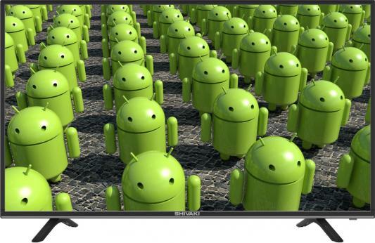 Телевизор SHIVAKI STV-49LED18S черный