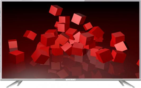 Телевизор SHIVAKI STV-43LED16 серебристый телевизор shivaki stv 32led16