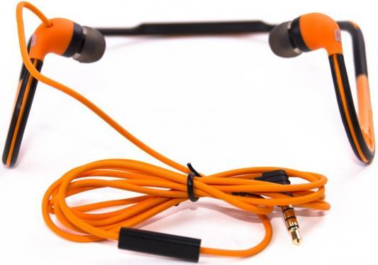 Гарнитура Harper HV-303 оранжевый H00001452 гарнитура harper hv 303 голубой h00001449