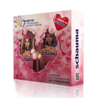Набор Schauma 7 цветов подарочный new 7 inch