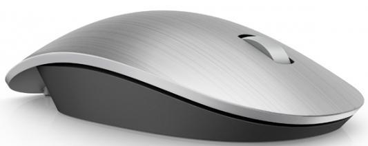 Мышь беспроводная HP 500 Spectre серебристый Bluetooth 1AM58AA мышь hp x1200 wired black h6e99aa