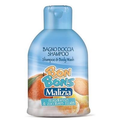 Шампунь-пенка Malizia Mandarin&Candy 500 мл 123411 аппарат для приготовления сахарной ваты princess 292993