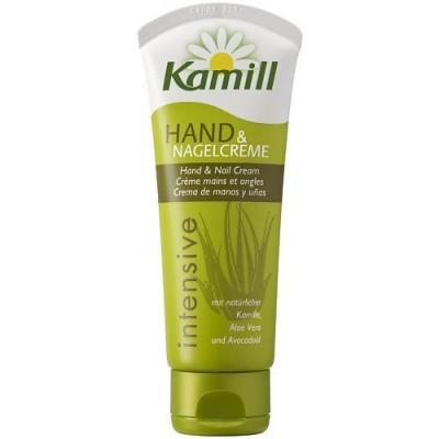 Крем для рук Kamill Intensiv 100 мл 24 часа крем для сухой кожи рук календула и масло смородины green mama 100 мл
