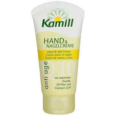 Крем для рук Kamill Anti-ageing Q10 75 мл 24 часа крем для рук против пигментных korres крем для рук против пигментных