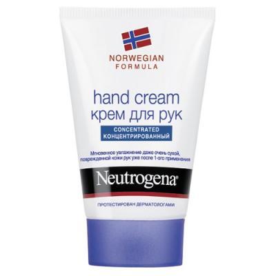 Крем для рук Neutrogena Норвежская Формула 50 мл 24 часа 133911 без запаха крем для рук neutrogena норвежская формула 75 мл 24 часа