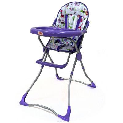 Стульчик для кормления Rant Мини (фиолетовый)