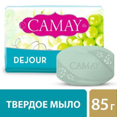 Мыло твердое CAMAY Дежур 80 гр 67048262 мыло твердое camay романтик 300 гр 67048278
