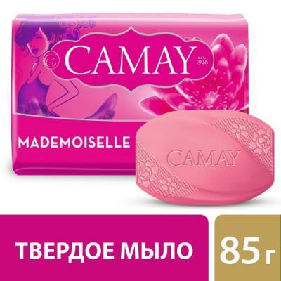 Мыло твердое CAMAY Мадмуазель 80 гр 67048264 мыло твердое camay романтик 300 гр 67048278