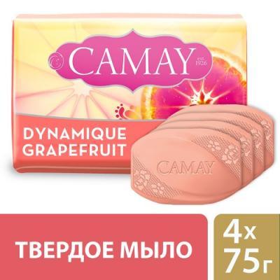Мыло твердое CAMAY Динамик 300 гр 67048252 стиральная машина lg fh0b8ld6