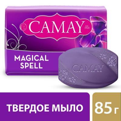 Мыло твердое CAMAY Магическое заклинание 80 гр 67048272 мыло твердое camay романтик 300 гр 67048278
