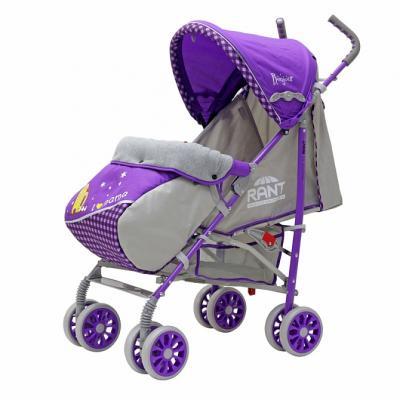 Коляска прогулочная Rant Bonjour (purple)