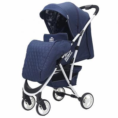 Коляска прогулочная Rant Largo (jeans blue) коляска прогулочная rant aero brown