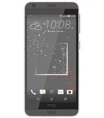 "Смартфон HTC Desire 630 Dual белый 5"" 16 Гб Wi-Fi GPS 3G 99HAJM008-00 смартфон htc desire 820g dual sim 3g 16 gb white"