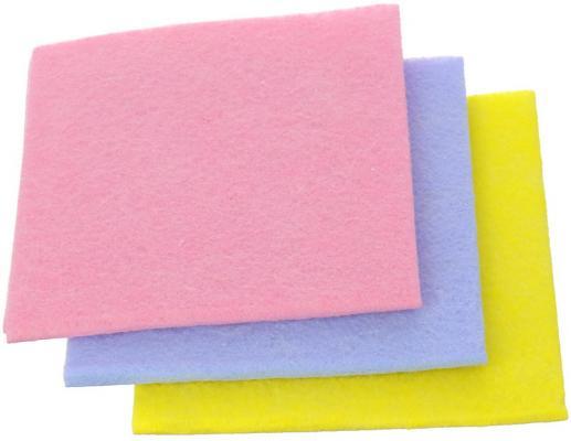 Салфетки Besmart Paclan нетканные 3 шт бумага для выпекания paclan beesmart 6 м