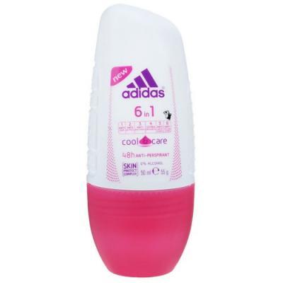 Дезодорант-антиперспирант ADIDAS 6in1 50 мл 31999138000 adidas 6in1 дезодорант антиперспирант спрей 6 в 1 для женщин 150 мл