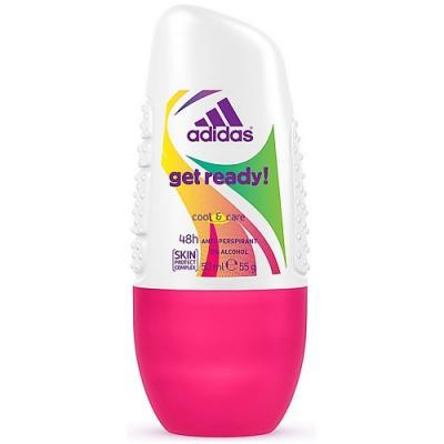 Дезодорант-антиперспирант ADIDAS Get ready! 50 мл 31999136000 adidas pure game дезодорант 150 мл