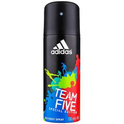 Дезодорант ADIDAS Team Five 150 мл 31999163000 adidas pure game дезодорант 150 мл