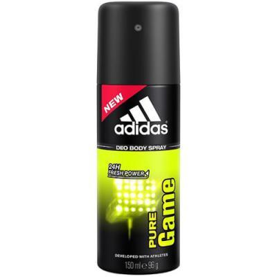 Дезодорант ADIDAS Pure Game 150 мл 31999161000 adidas дезодорант спрей для мужчин pure game 150 мл