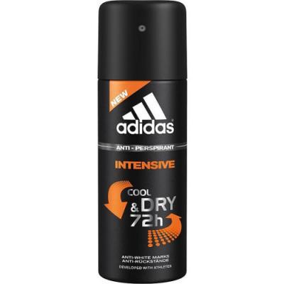 Дезодорант-антиперспирант ADIDAS Intensive 150 мл 31371004000 дезодорант adidas team five 150 мл 31999163000