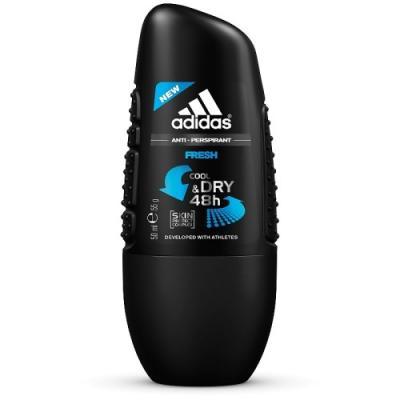 Дезодорант-антиперспирант ADIDAS Fresh 50 мл 31535315000 дезодорант ролл 48 часов молодежный lavilin 65 мл hlavin