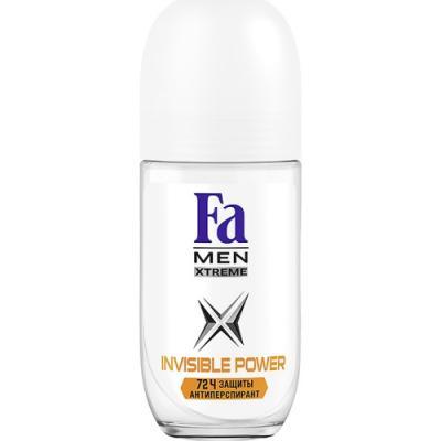 Дезодорант-антиперспирант Fa Xtreme Invisible 50 мл дезодорант аэрозоль fa men xtreme invisible