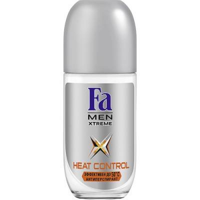 Дезодорант-антиперспирант Fa Xtreme Heat Control 50 мл дезодорант антиперспирант fa сила притяжения 150 мл
