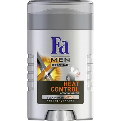 Дезодорант-антиперспирант Fa Xtreme Heat Control 50 мл дезодорант аэрозоль fa men xtreme invisible