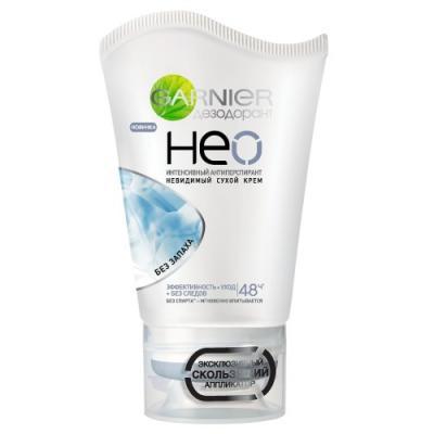 GARNIER Дезодорант сухой крем НЕО Без запаха кремы garnier крем для ног интенсивный уход питание для сухой потрескавшейся кожи стоп