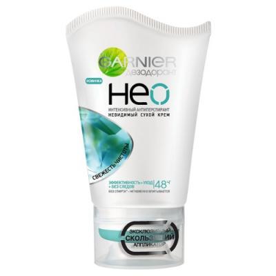GARNIER Дезодорант сухой крем НЕО Свежесть чистоты кремы garnier крем для ног интенсивный уход питание для сухой потрескавшейся кожи стоп