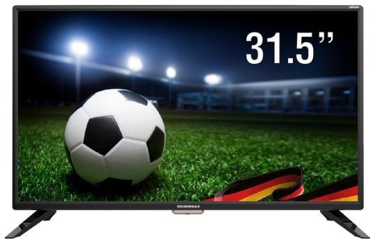 Телевизор Soundmax SM-LED32M01 черный