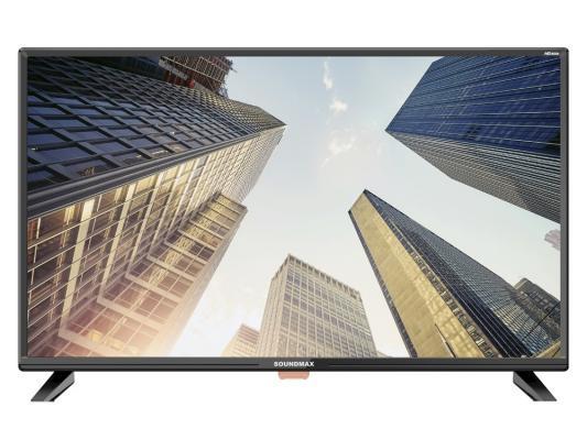 Телевизор Soundmax SM-LED32M02 черный