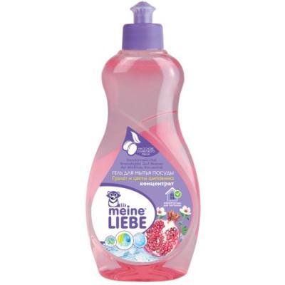 Средство для мытья посуды Meine Liebe Гранат и цветы шиповника 500мл