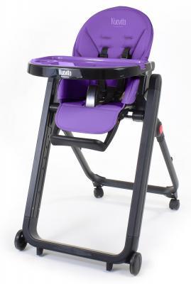 Стульчик для кормления Nuovita Futuro Senso Nero (viola) стульчик для кормления nuovita nuovita стульчик для кормления futuro viola nero