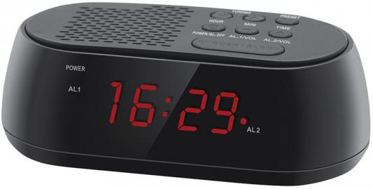 Радиобудильник Hyundai H-RCL210 чёрный hyundai it a7 планшет