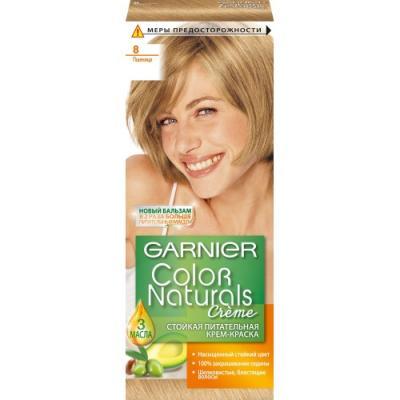 GARNIER Краска для волос COLOR NATURALS 8 Пшеница