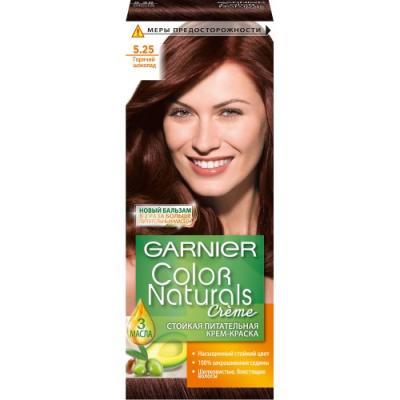 GARNIER Краска для волос COLOR NATURALS 5.25 Горячий шоколад