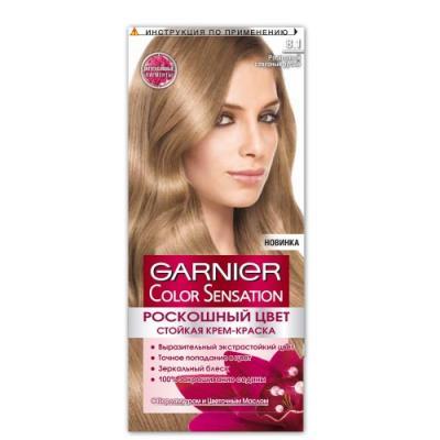 GARNIER Краска для волос Color Sensation 8.1 Роскошный северный русый garnier краска для волос color sensation 8 1 роскошный северный русый