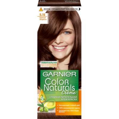 GARNIER Краска для волос COLOR NATURALS 5.15 Пряный Экспрессо
