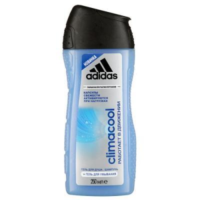 Adidas Climacool гель для душа для мужчин 250 мл fa гель для душа oriental moments 250 мл