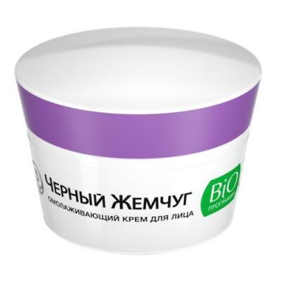 Крем для лица Черный Жемчуг BIO-программа 50 мл дневной 67192061 крем bodyton крем для лица дневной 30 мл