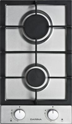 Варочная панель газовая Дарина 1T2 M 523 X серебристый 000054830