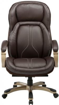 Кресло Бюрократ T-9919/BROWN коричневый