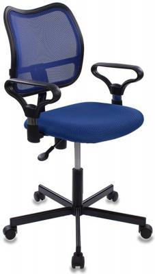 Кресло Бюрократ CH-799M/BL/TW-10 синий