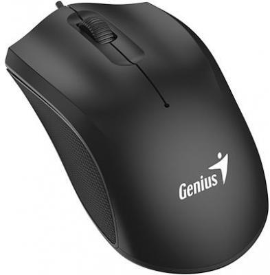 Мышь проводная Genius DX-170 чёрный USB 31010238100 мышь genius netscroll 120 v2 optical usb black